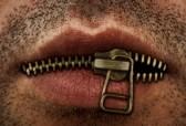 mouth-zipped-shut